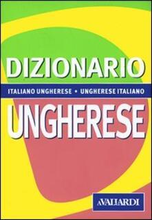 Milanospringparade.it Dizionario ungherese. Italiano-ungherese, ungherese-italiano Image