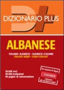 Dizionario albanese. Italiano-albanese, albanese-italiano.pdf