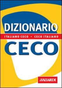 Dizionario di ceco. Italiano-ceco. Ceco-italiano