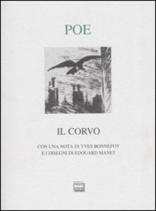 Il corvo. Ediz. italiana, inglese, francese