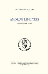 Amorum libri tres