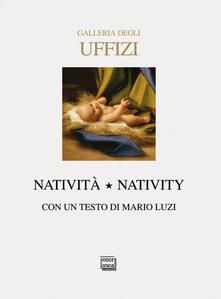 Parcoarenas.it Galleria degli Uffizi. Natività-Nativity. Ediz. bilingue Image