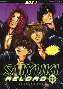 Secchiarapita.it Saiyuki reload. Vol. 1 Image