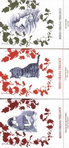 Tegliowinterrun.it Miho obana trilogy. Vol. 1-3 Image