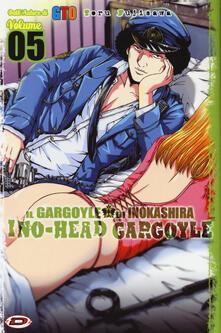 Grandtoureventi.it Ino-Head Gargoyle. Vol. 5 Image