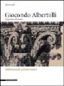 Giocondo Albertolli. I repertori di ornato