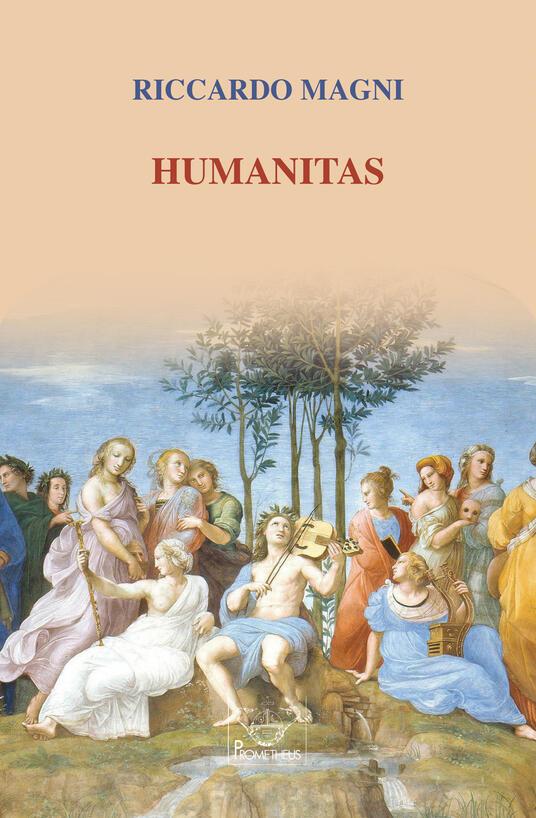 Humanitas - Riccardo Magni - copertina