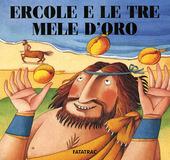 Copertina  Ercole e le tre mele d'oro