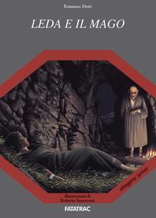 Leda e il mago - Ermanno Detti - copertina