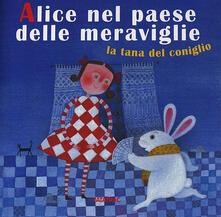Daddyswing.es Alice nel paese delle meraviglie. La tana del coniglio Image
