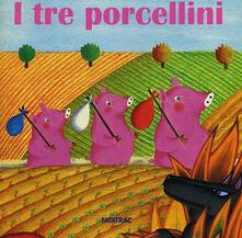 Winniearcher.com I tre porcellini. Ediz. illustrata Image