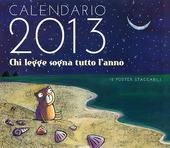 1 anno con Fatatrac. Il libro calendario per bambini (2013). Con adesivi