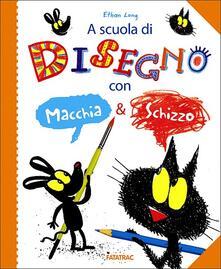 Voluntariadobaleares2014.es A scuola di disegno con Macchia & Schizzo Image