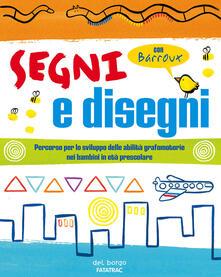 Steamcon.it Segni e disegni con Barroux. Ediz. a colori Image