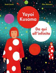 Camfeed.it Yayoi Kusama. Da qui all'infinito. Ediz. a colori Image