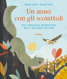 Antondemarirreguera.es Un anno con gli scoiattoli Image