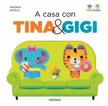 Ipabsantonioabatetrino.it A casa con Tina & Gigi. Ediz. a colori Image