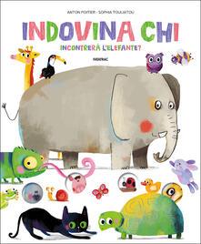 Antondemarirreguera.es Indovina chi incontrerà l'elefante? Image