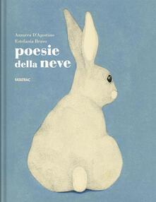 Listadelpopolo.it Poesie della neve. Ediz. illustrata Image