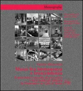 Musei tra immanenza e trascendenza. Esposizioni e raccolte di arte sacra e beni culturali religiosi in Piemonte e Valle d'Aosta