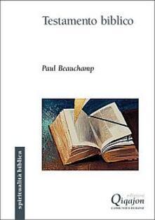 Testamento biblico - Paul Beauchamp - copertina