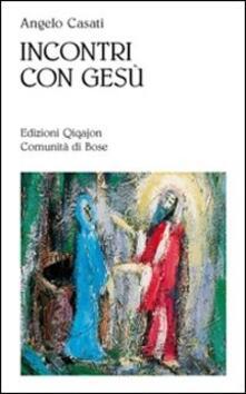 Nordestcaffeisola.it Incontri con Gesù. Figure della sequela Image