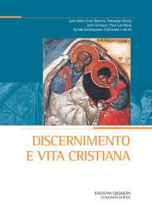 Antondemarirreguera.es Discernimento e vita cristiana Image