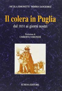 Il colera in Puglia dal 1831 ai giorni nostri