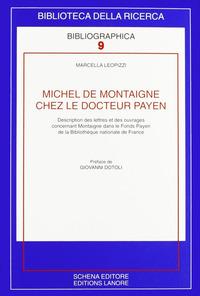 Michel de Montaigne chez le docteur Payen - Leopizzi Marcella - wuz.it