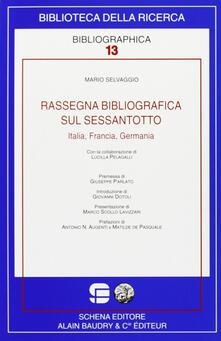 Winniearcher.com Rassegna bibliografica sul Sessantotto. Italia, Francia, Germania Image