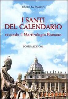 Listadelpopolo.it I santi del calendario secondo il martirologio romano Image