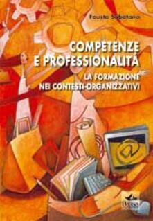 Antondemarirreguera.es Competenze e professionalità. La formazione nei contesti organizzativi Image