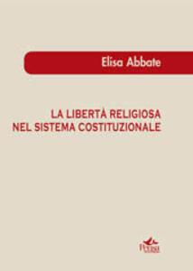 La libertà religiosa nel sistema costituzionale