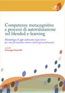 Competenze metacognitive e processi di autovalutazione del blended e-learning