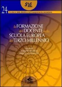 La formazione del docente nella scuola europea del terzo millennio