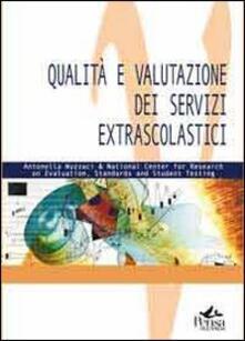 Qualità e valutazione dei servizi extrascolastici - Antonella Nuzzaci - copertina