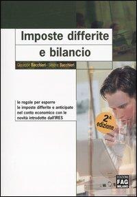 Imposte differite e bilancio - Bacchieri Giuseppe Bacchieri Simone - wuz.it