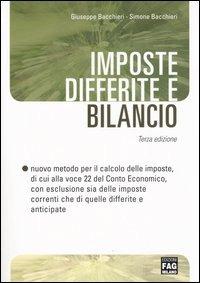 Imposte e differite in bilancio - Bacchieri Giuseppe Bacchieri Simone - wuz.it
