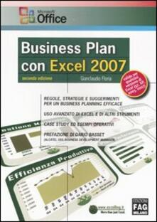 Winniearcher.com Business Plan con Excel 2007 Image