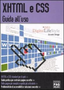 Warholgenova.it XHTML e CSS. Guida all'uso Image