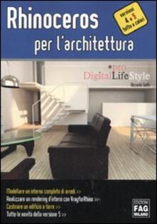 Premioquesti.it Rhinoceros per l'architettura Image