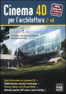 Camfeed.it Cinema 4D per l'architettura Image