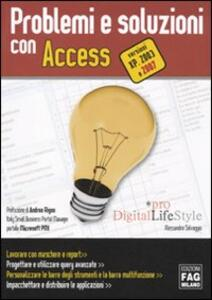 Problemi e soluzioni con Access