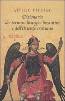 Antondemarirreguera.es Dizionario dei termini liturgici bizantini e dell'Oriente cristiano Image