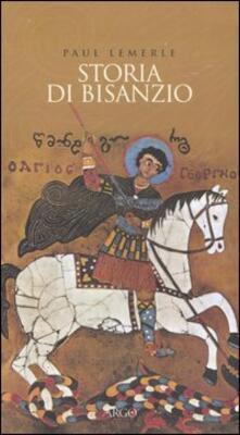 Storia di Bisanzio - Paul Lemerle - copertina
