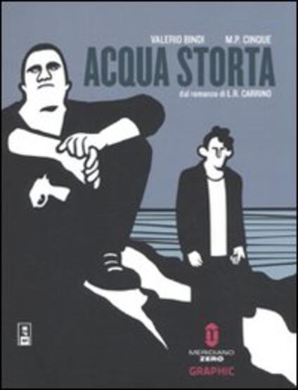 Acqua storta - Valerio Bindi,M. Pia Cinque - copertina