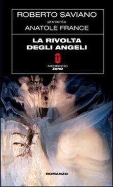 La rivolta degli angeli - Anatole France - copertina