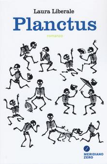 Planctus - Laura Liberale - copertina