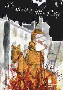 La storia di Mr Polly - Herbert G. Wells - copertina