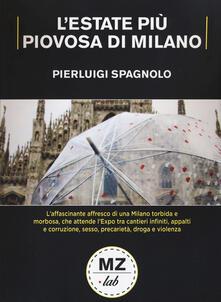 L' estate più piovosa di Milano